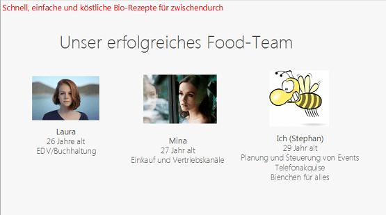 Food-Team